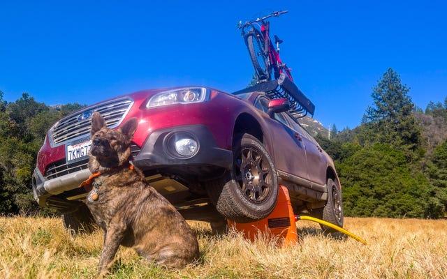 Comment j'ai transformé ma Subaru Outback en une véritable mobile d'aventure