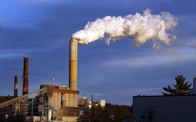 石炭はもはや米国で最も人気のある電力源ではない