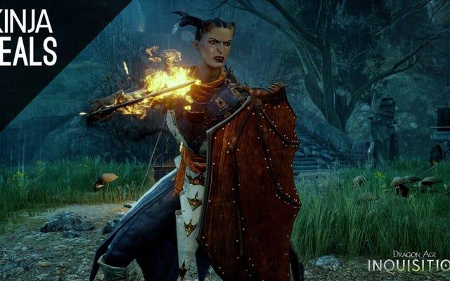 ข้อเสนอการเล่นเกมที่ดีที่สุดของวันนี้: Inquisition, Mordor, Life is Strange, More