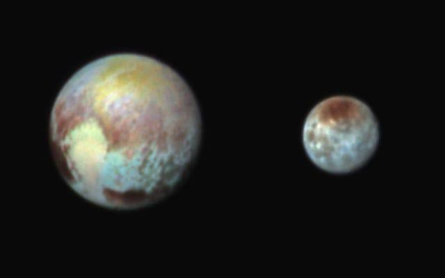 La ciencia hasta ahora sobre el corazón roto de Plutón en las últimas imágenes en color mejorado