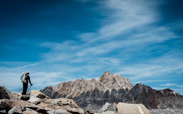 アメリカで最も難しいハイキング?シエラハイルートをバックパックします