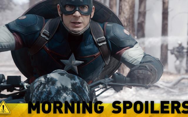 มาร์ตินฟรีแมนยั่วบทบาทของเขาใน Captain America: Civil War!