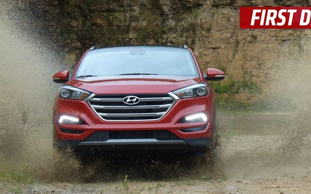 2016 Hyundai Tucson: Sıkıcı Olabilir Ama Çok İyi