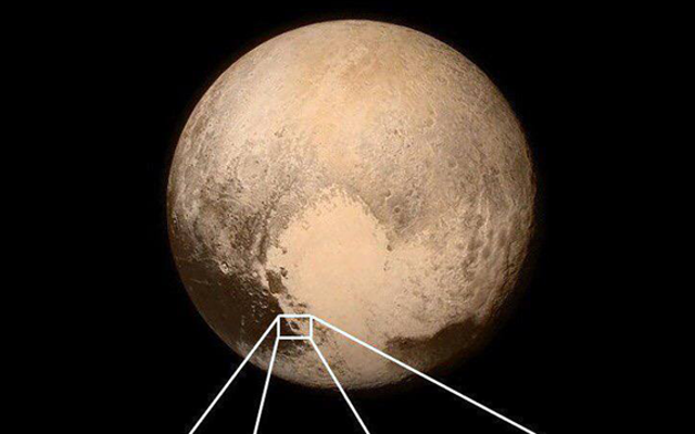 Que se passe-t-il vraiment sur Pluton