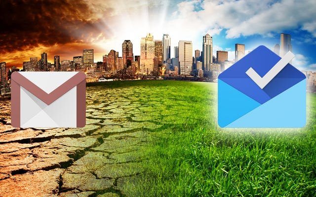 Jak skrzynka odbiorcza Google zmieniła sposób, w jaki korzystam z poczty e-mail