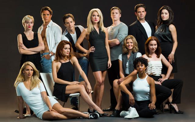 Inilah Para Pemeran Melrose Place dan Film 90210 Seumur Hidup