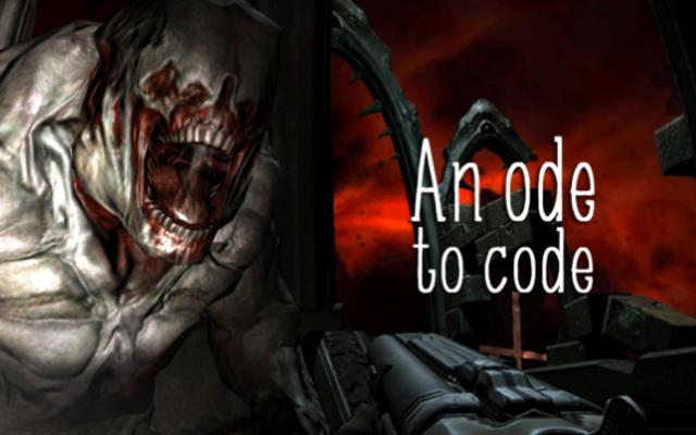 La beauté exceptionnelle du code source de Doom 3