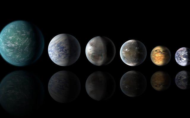 更新されたKeplerカタログには、521個の新しい太陽系外惑星が含まれています