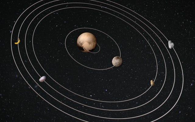 Plutón es algo mucho más impresionante que un simple planeta