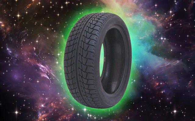 Evrenin Bağlantı Noktası Bulundu Ve İndirimli Lastik Mağazası