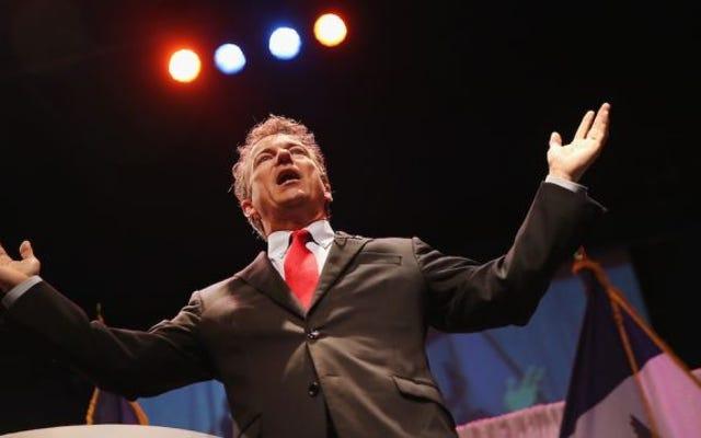 Rand Paul hứa sẽ thúc đẩy bỏ phiếu để hoàn trả quyền làm cha mẹ có kế hoạch