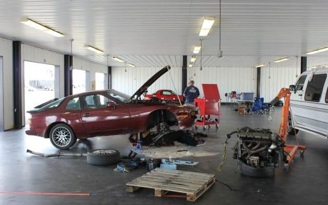 あなたが今延期している10台の車の修理