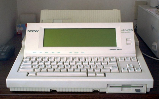 อะไรคือเทคโนโลยีชิ้นแรกที่คุณบันทึกไว้ในการซื้อ?