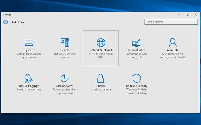 Controlla queste 5 impostazioni dopo l'installazione di Windows 10
