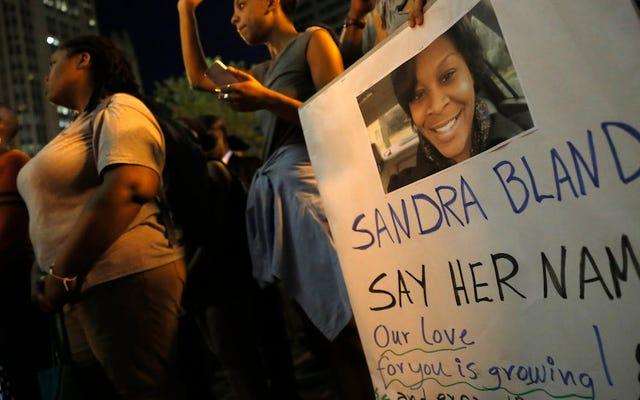 Rapports sur les niveaux de THC posthumes de Sandra Bland criblés de mauvaise science