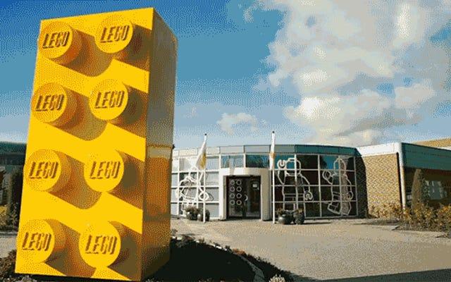 Critique: Un documentaire de Lego est le document Lego que vous attendiez