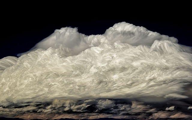 ルークハワードはあなたが小学校で学んだすべての雲に名前を付けました