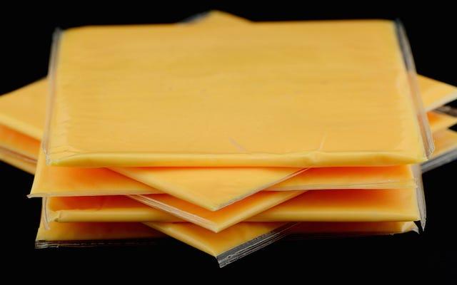 クラフトはあなたが死んで欲しいチーズシングルの36,000件を思い出します
