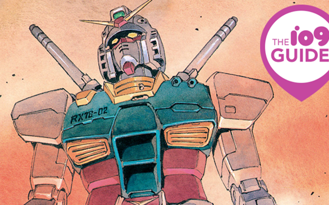 Panduan io9 Untuk Gundam