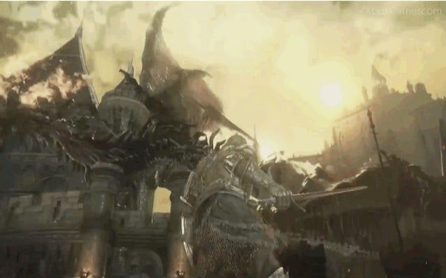 Новый трейлер Dark Souls 3: мы не готовы так долго умирать