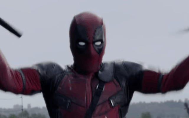 Mayhem, Shootings and Bad Pranks - La bande-annonce de Deadpool est là