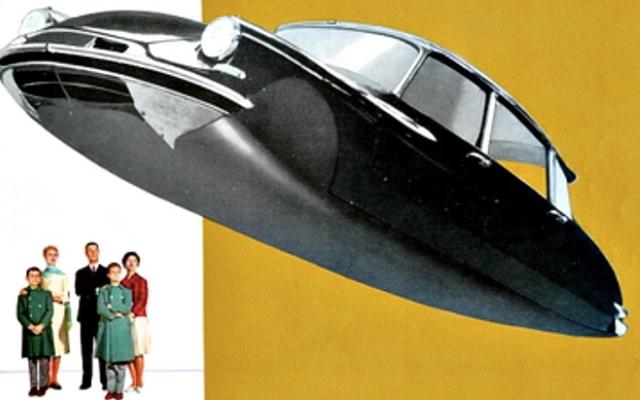 Dziesięć samochodów, które byłyby najlepsze jako poduszkowce