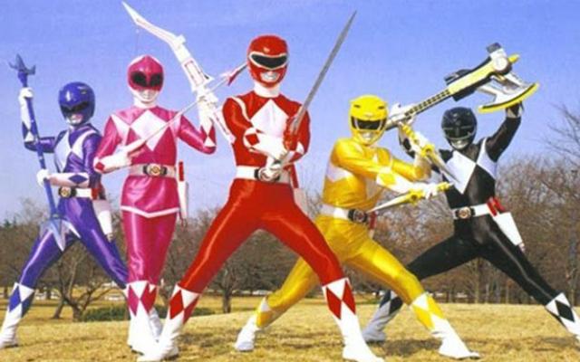 パワーレンジャーになった日本のスーパーヒーローショーの秘密の起源