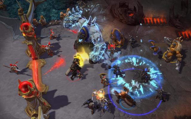 Heroes Of The Storm anuncia dos nuevos personajes más otro mapa