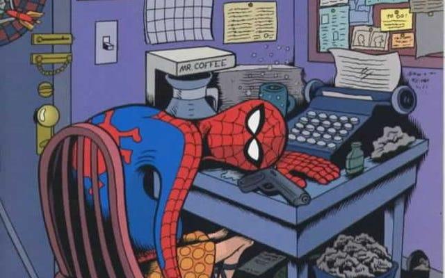 これはピーター・バッゲのベストセラーとワーストセラーのコミックです