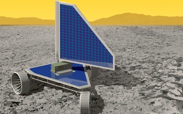NASAは500度に耐えることができる電子回路を調査します
