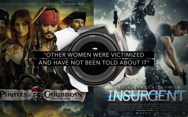 Kẻ nhìn trộm Hollywood bị buộc tội 'phàm ăn' bị loại khỏi bộ phim mới nhất