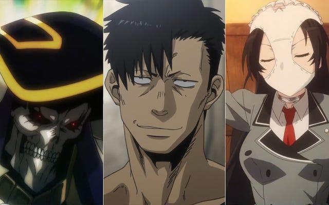 2015年夏の5つの必見アニメ