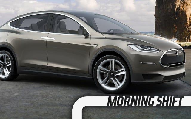 Tesla apunta a recaudar un poco de efectivo ($ 500 millones) a través de la venta de acciones