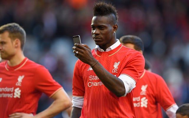 Mario Balotelli macht viele dumme Dinge, also will Liverpool keinen Teil von ihm