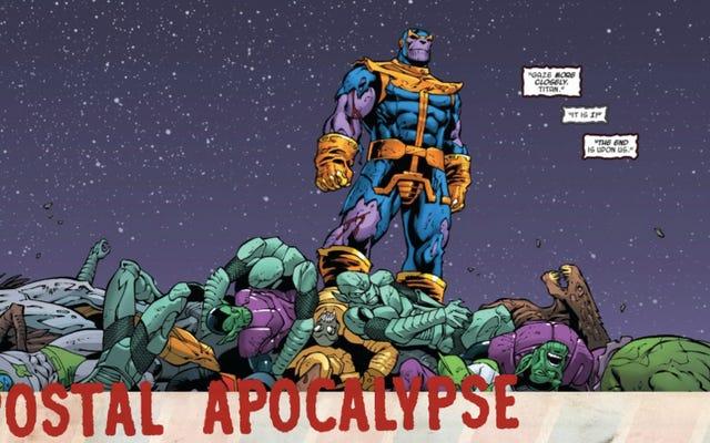 Quelle est la prochaine étape pour les films Marvel après Infinity War ?