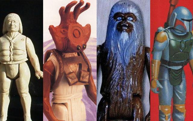 誰もが購入する前にキャンセルされた9つのスターウォーズのおもちゃ