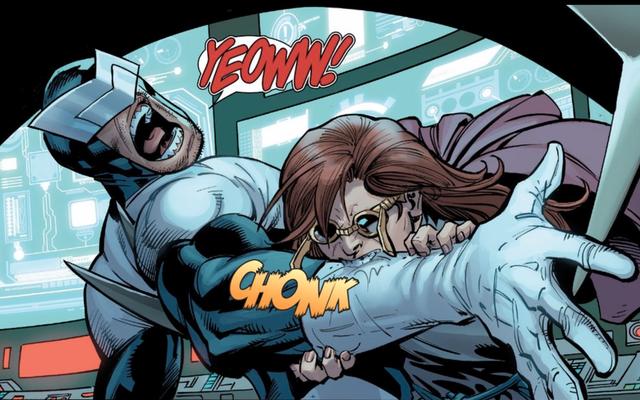 स्पाइडर-मैन की बेटी बस अपने पिता की तरह बनना चाहती है