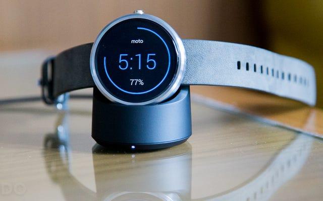 El reloj inteligente Android Wear está a punto de convertirse en un traductor personal