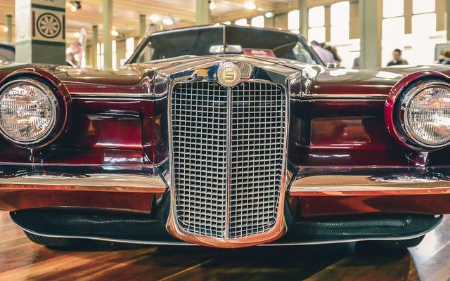 Dziesięć najgorszych samochodów retro, jakie kiedykolwiek wyprodukowano