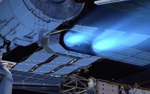 Die NASA fördert die Finanzierung der Entwicklung von Plasma-Raketen