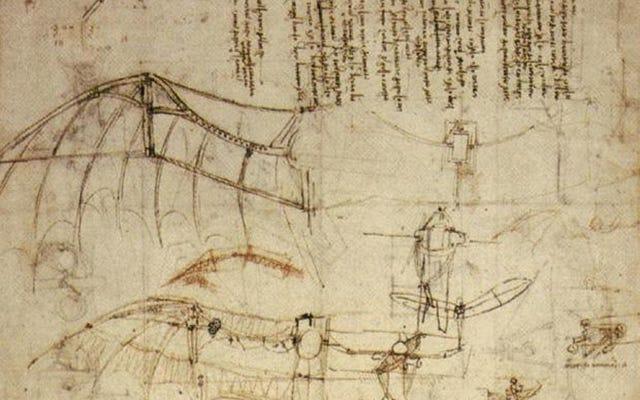 No, Da Vinci no fue el primer inventor en soñar con el vuelo humano