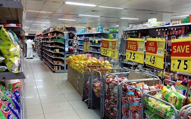 食料品の買い物をどのように合理化しますか?