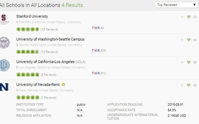 SchooLinksはあなたにぴったりの大学や奨学金を見つけるのに役立ちます