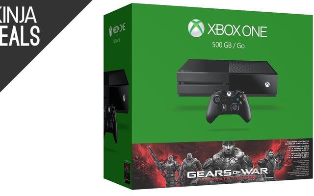 Achetez le pack Xbox One de Gears of War, obtenez une manette et un jeu supplémentaires