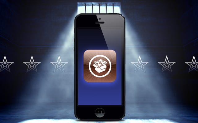 Ne jailbreaker pas votre iPhone, cela ne vous compense pas