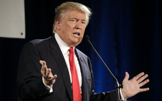 Les fans nazis et suprémacistes blancs de Donald Trump me détestent, pour une raison quelconque