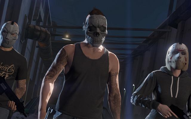 क्या होता है जब GTA ऑनलाइन खिलाड़ी ट्रेन को रोकने के लिए एक साथ बैंड करते हैं