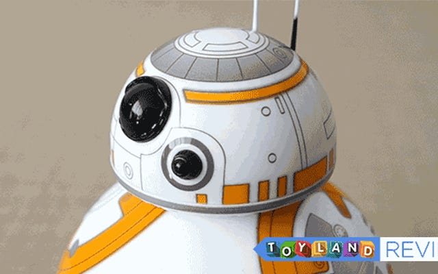 Review Sphero BB-8: Ini Mainan Star Wars Terkeren Yang Pernah Ada
