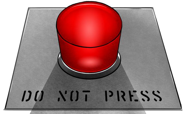 いつも大きな赤いボタンを押したい理由