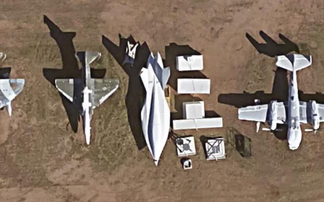 Un nuevo ángulo en este concepto de Shadowy Stealth F / A-18 Hornet es intrigante